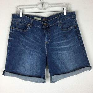 Kut  from the Kloth Catherine Jean Shorts size 16